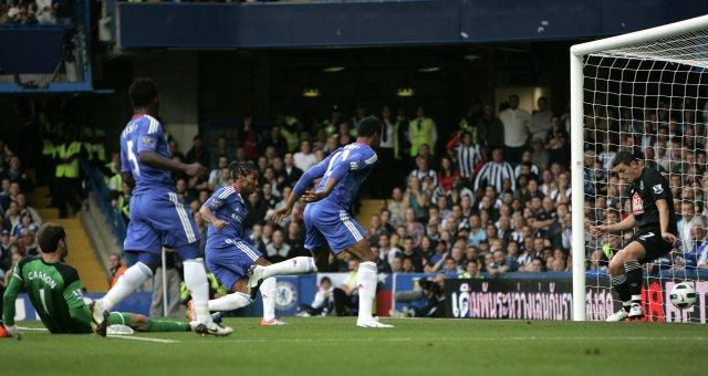 Hasil Skor Chelsea Vs Reading 23 Agustus 2012