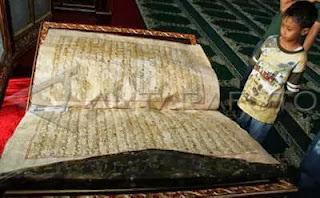 Alquran sejarah islam di palu sulawesi tengah