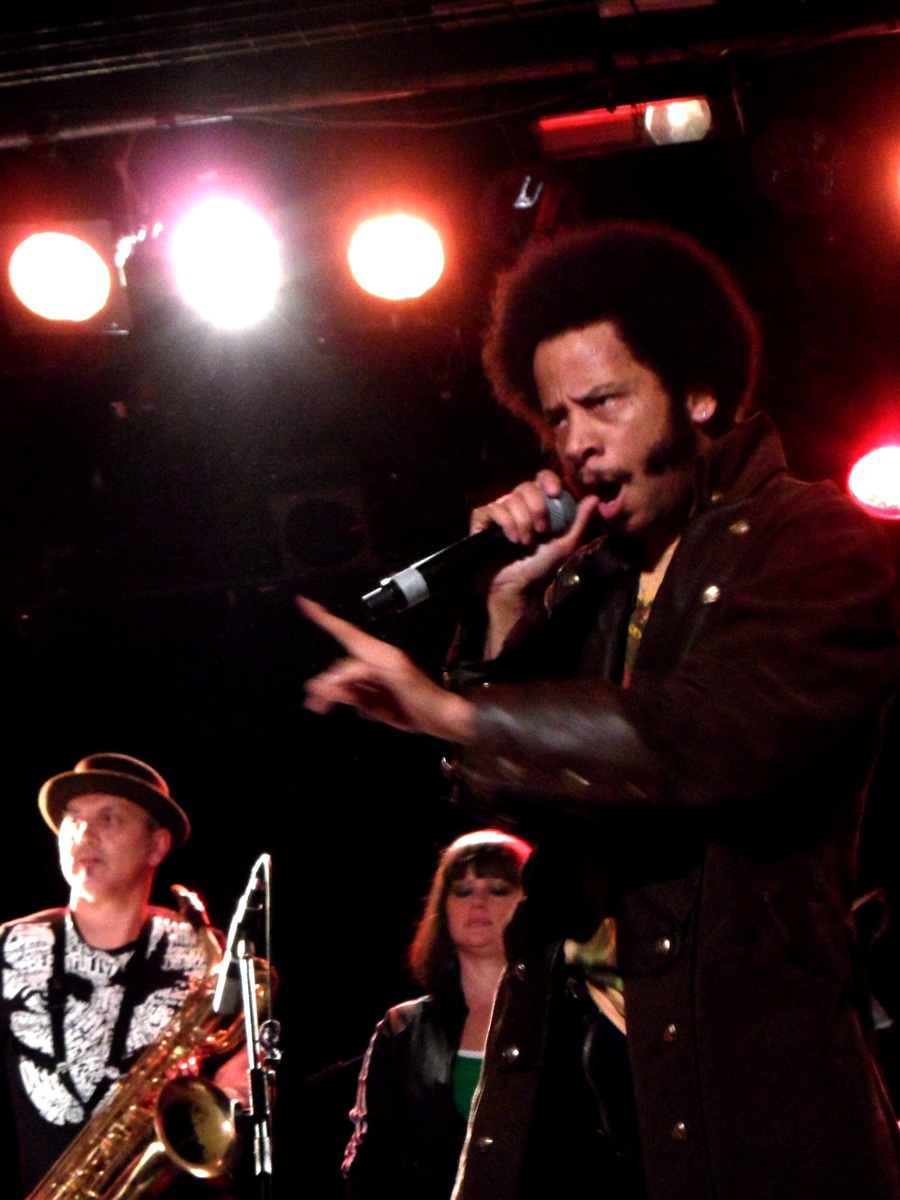Ursus Minor Boots Riley