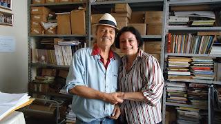 Mauro Modesto e Márcia Pereira