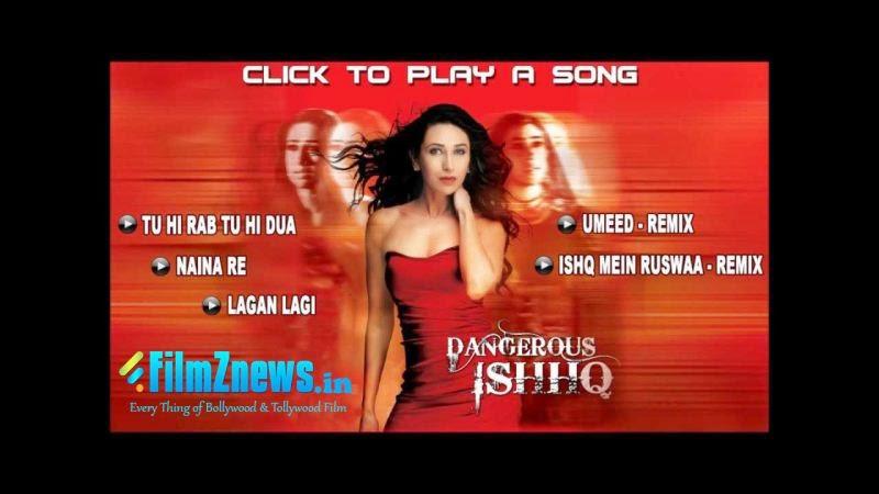 Dangerous Ishhq Full Audio Songs | Karisma Kapoor