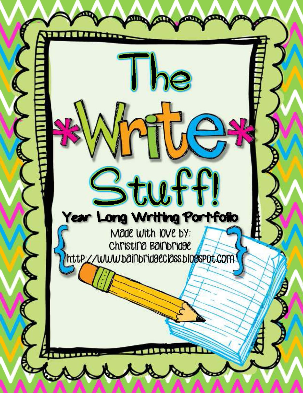 creative writing lessons for elementary students