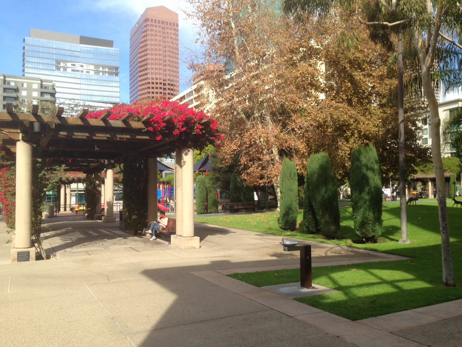 The World on Wheels: The Secret Gardens of Downtown Los Angeles
