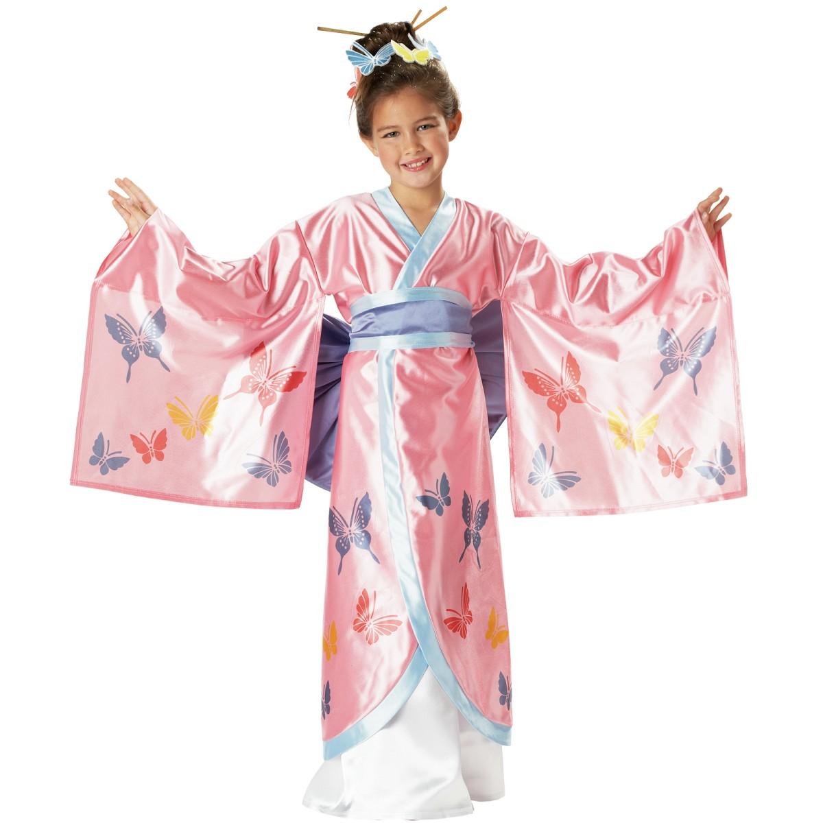 Как сшить японское кимоно дома