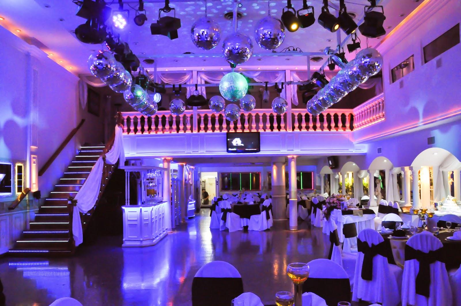 Salones de para quinceaneras decoracion salones fiesta for Decoracion salones