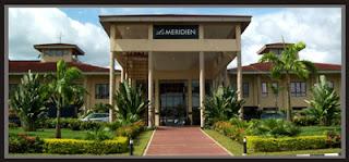 Le Meridien Ibom 5-Star Hotel & Golf Resort in Akwa Ibom State