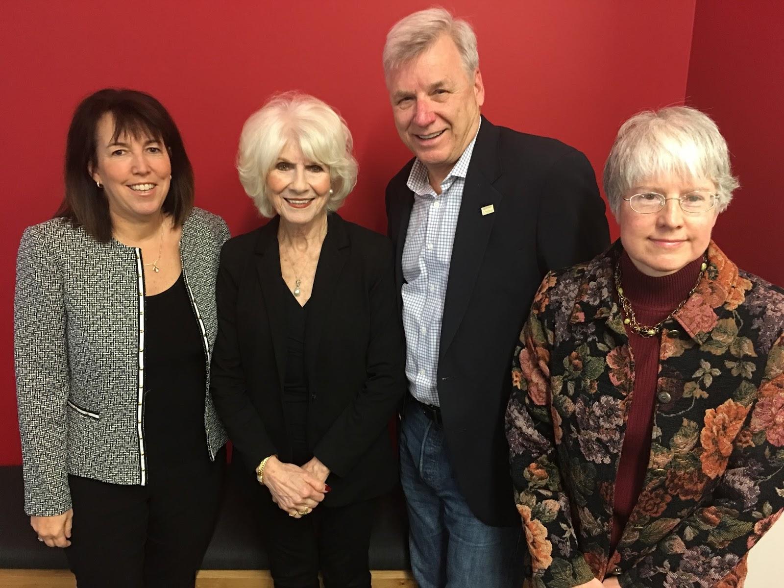 Listen to NPR's Diane Rehm Show