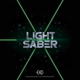 [Single] EXO – LIGHTSABER (Japanese ver.) (MP3)