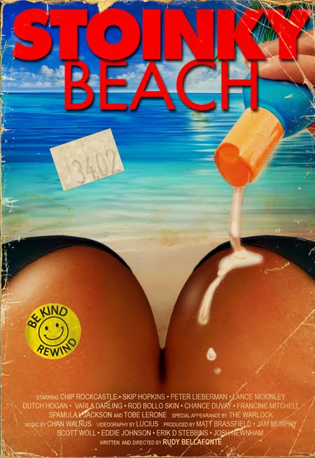 STOINKY BEACH DVD Available Now!!!