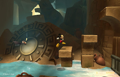 Castle of Illusion Starring Mickey Mouse HD (PS3) 2013 CASTLE+OF+ILUSION-2