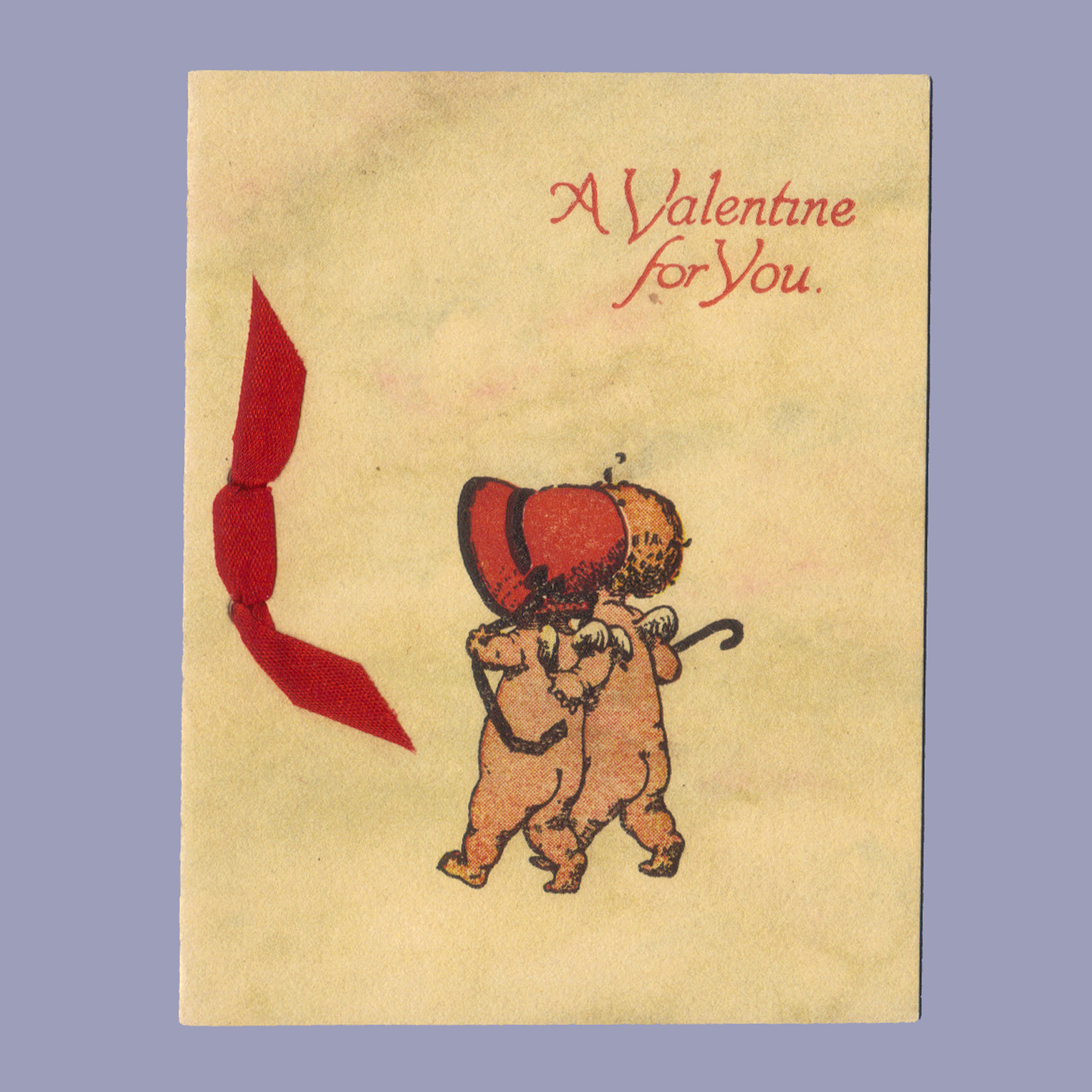Vintage valentine museum maker gibson art company gibson i would love to hear from any gibson collectors who have any input on this somewhat confusing era of the company history and how cards were marked during m4hsunfo Choice Image