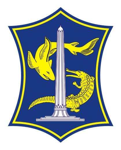 LogoVECTORcdr: ... Logo Kota Surabaya ...