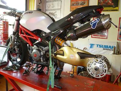 Radical Ducati S L 696 R By Radical Ducati 2011