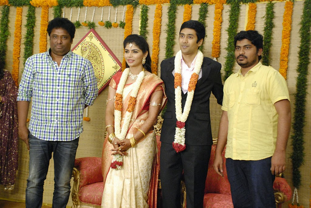 Rahul and Chinmayi wedding reception photos-HQ-Photo-20