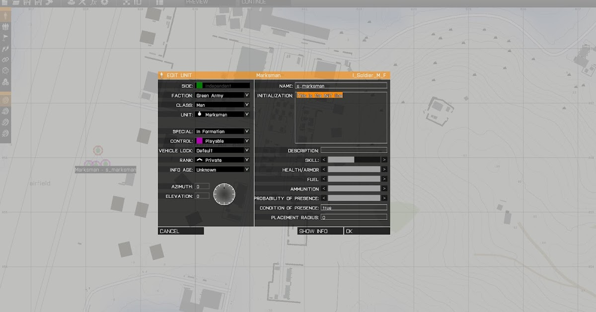 how to turn on laser pointer in arma 3