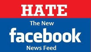 HATE the New facebook News Feed