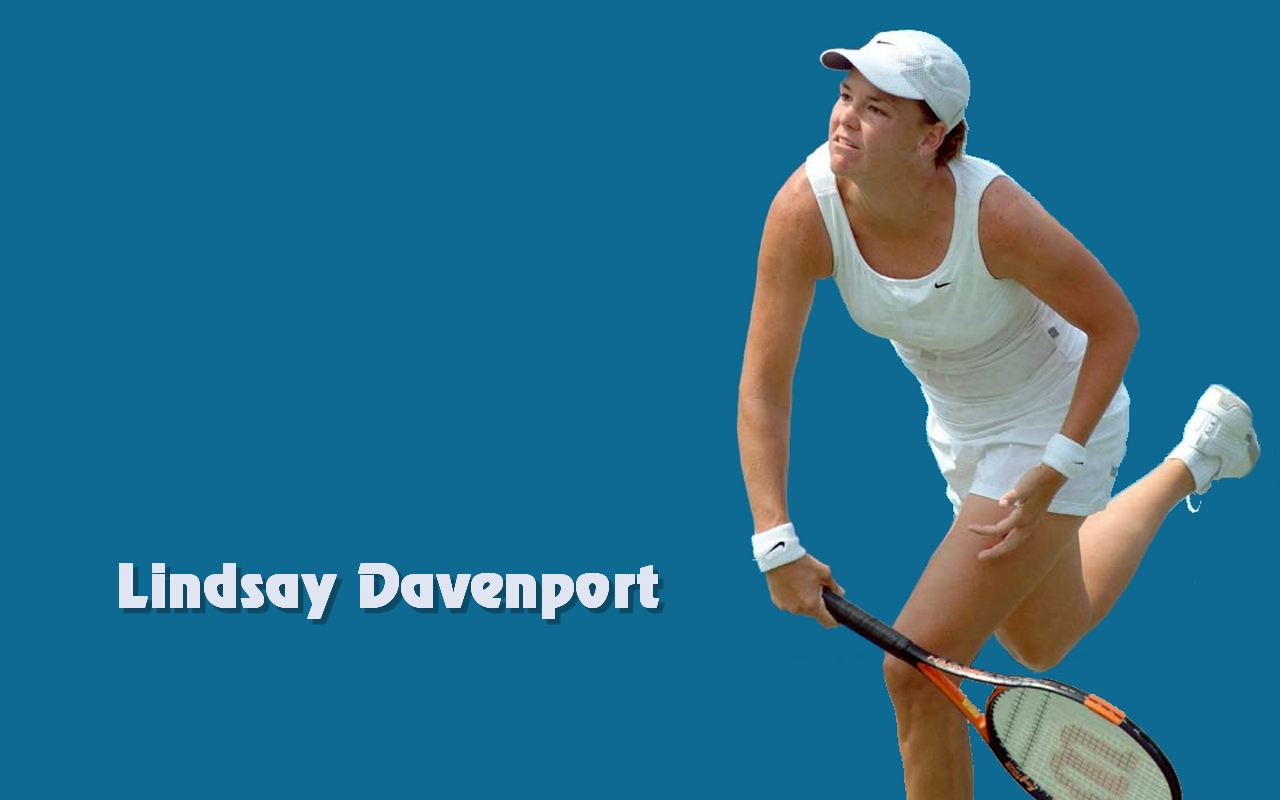 ovzia Lindsay Davenport
