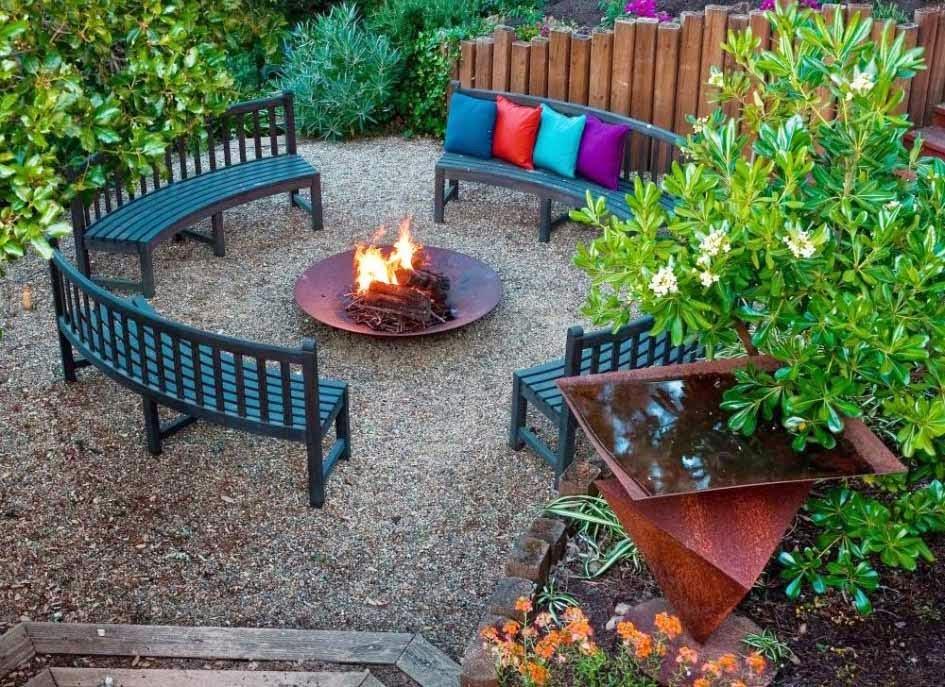 inspirasi desain taman rumah yang indah