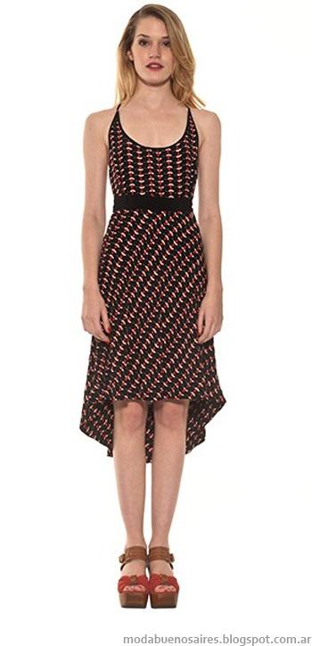 Moda vestidos 2013 Vitamina Argentina