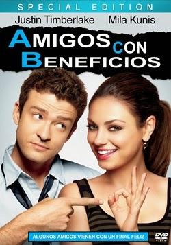 Amigos con beneficios (2011) Pelicula HD 720p [MEGA] [LATINO] Online