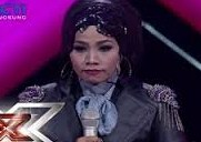 DESY NATALIA - SOMEBODY TO LOVE (Queen) - Gala Show 06 - X Factor Indonesia 2015
