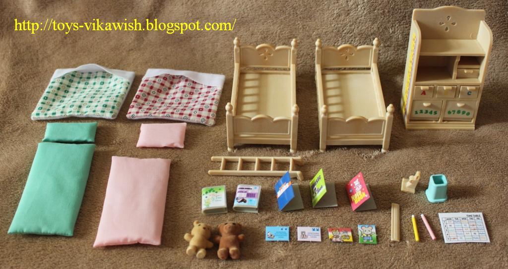 Как сделать кровать маленьких для кукол