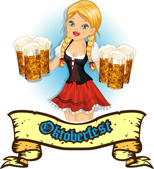 Vectores - del mundo de la cerveza 2c