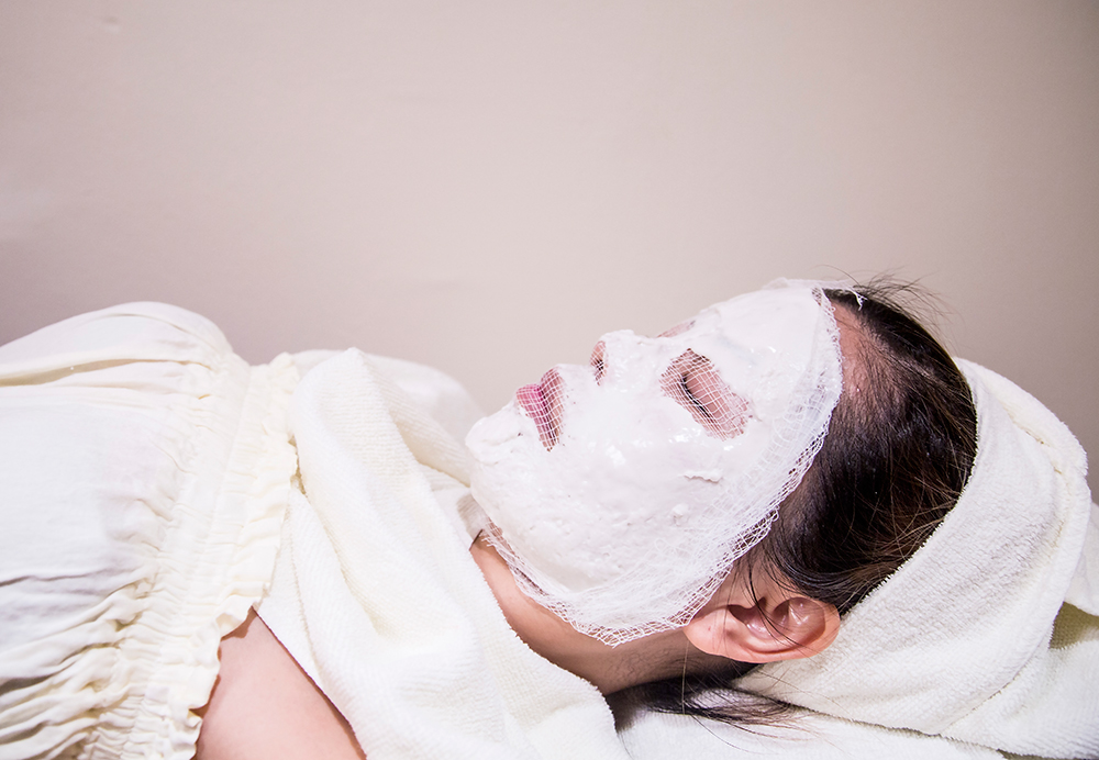 Crystal Phuong- Singapore Beauty Blog- Facial Mask