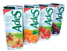 Anvisa suspende Ades bebida com soja