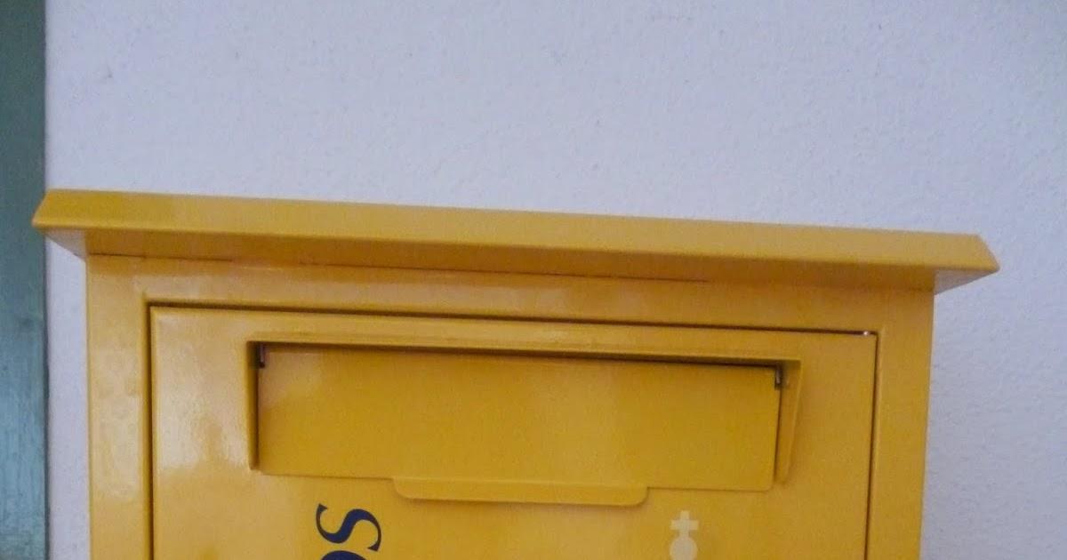 Tenemos un buz n for Oficina correos elche