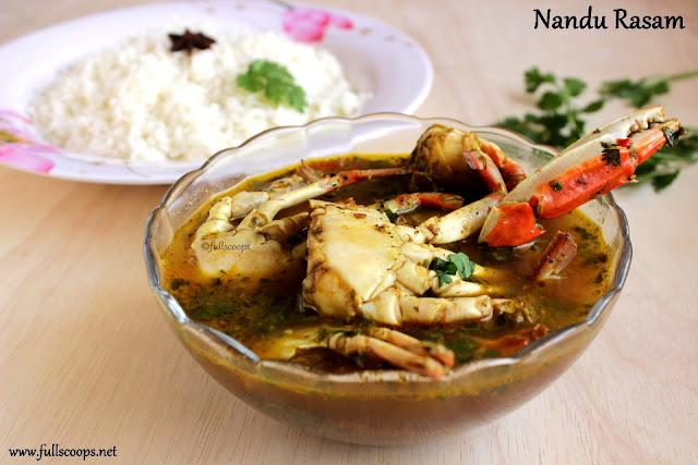 Nandu Rasam
