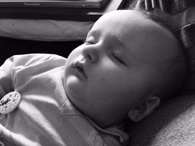 Sleepy Squidge