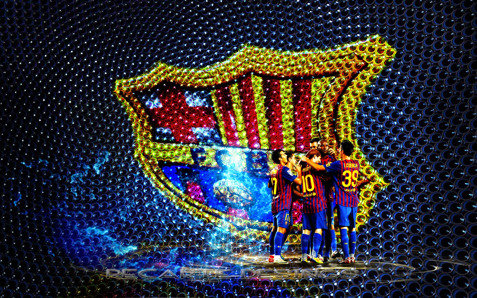 Fc Barcelona Wikipedia >> Barcelona Football Club Wallpaper - Football Wallpaper HD