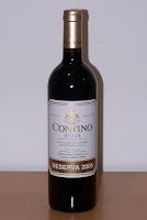 Contino reserva 2008. D.o.c Rioja
