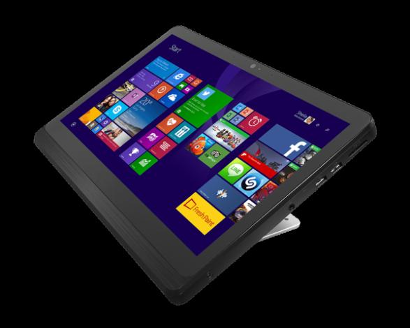 Моноблок MSI AP16 Flex как планшет