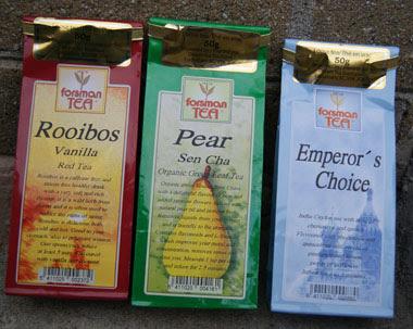 Dream Tea Boutique: Forsman Tea