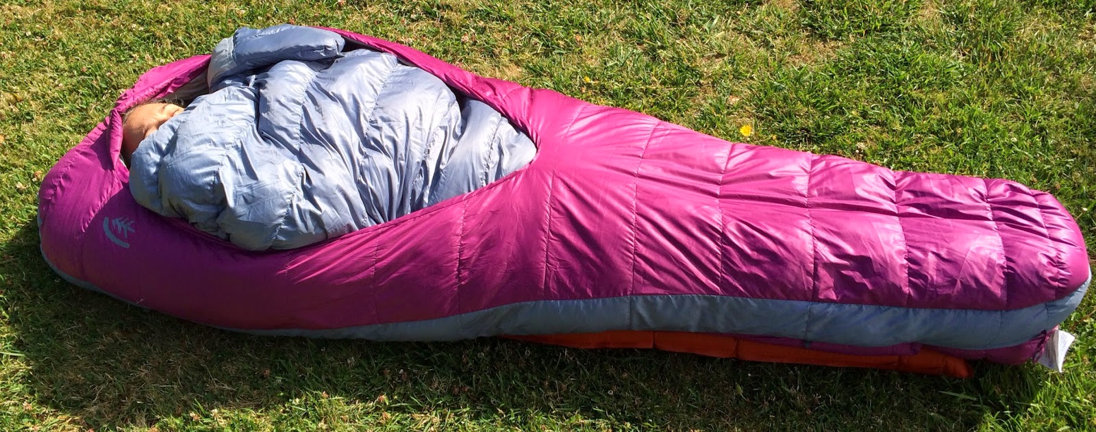 Gear Review Sierra Designs Rocks The Backcountry Bed Sleeping Bag 3 Season