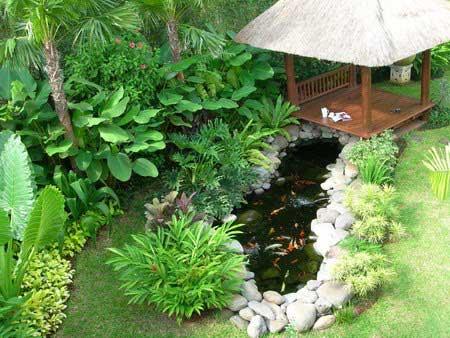 desain│gambar kolam-taman air rumah minimalis | freewaremini