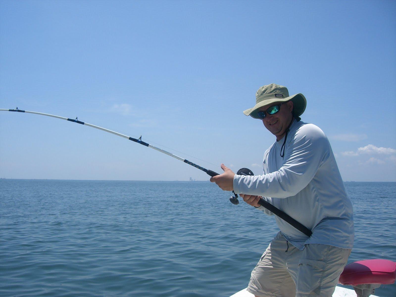 Galveston bay texas and sabine lake fishing reports for Shark fishing texas