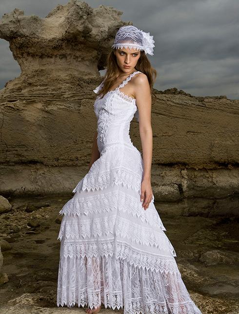 Spain Traditional Wedding Dress