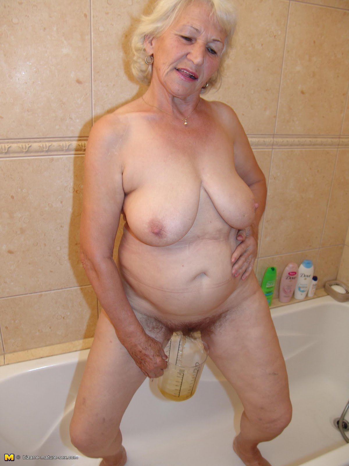 The granny norma lesbian