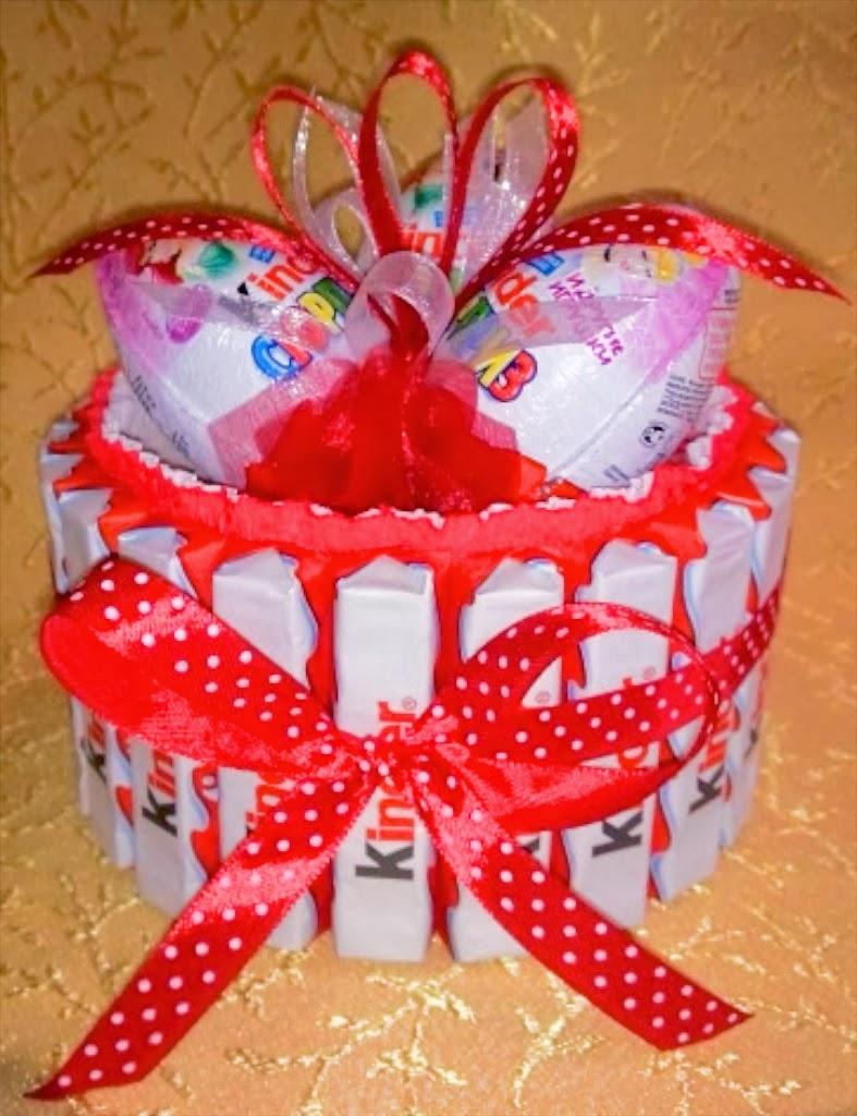 Сладкие подарки для девочек своими руками 64