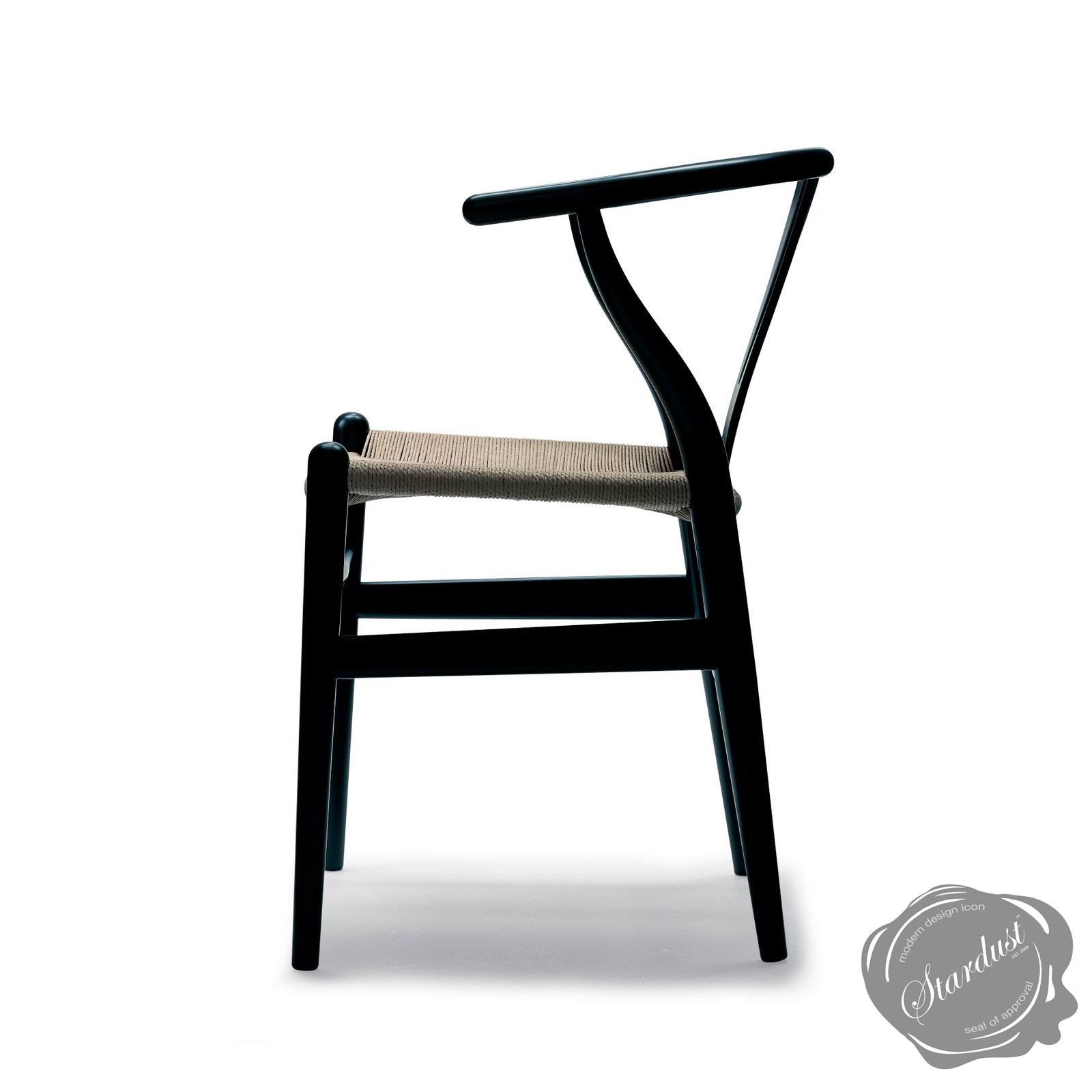 modern interior design Ch24 Chairs by Carl Hansen & Son