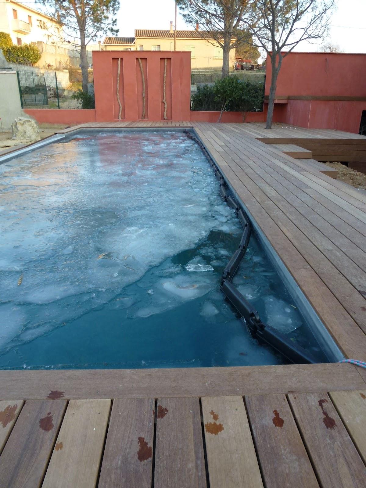 Piscine ou patinoire construction piscine diffazur for Construction piscine hiver