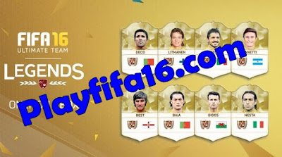 FIFA 16 New FUT Legends Announced