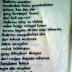 Gubahan Rindu Puisi Syahdu