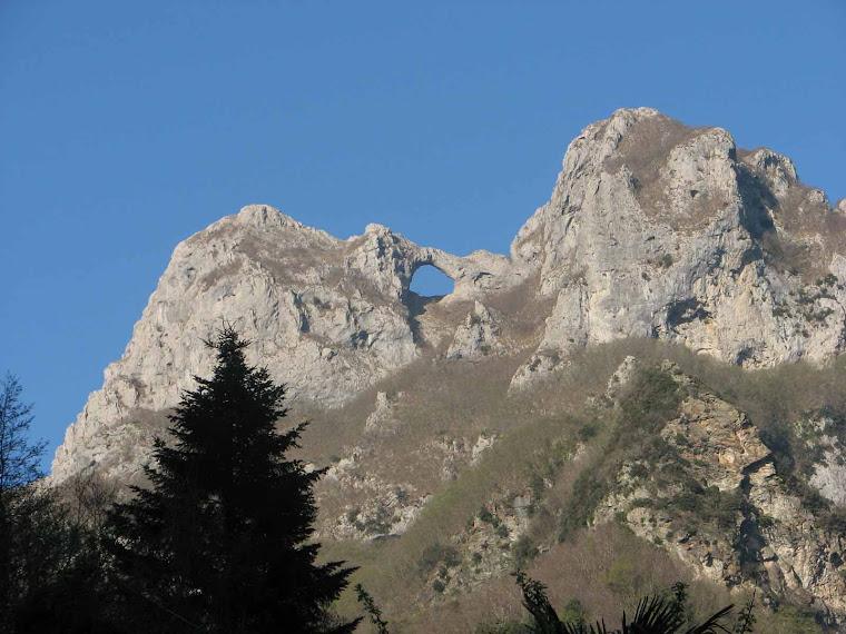 Apuane meridionali Monte Forato
