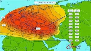 شرح استقبال القمر التركي درجه