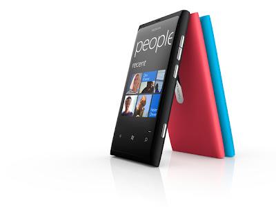 Nokia Lumia-800 Mobile Phone Photos