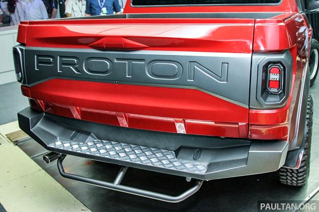 Proton Perkenalkan Konsep Mobil Pickup Double Cabin ...